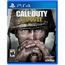 Call of Duty: WWII PS4 [Factory Refurbished]