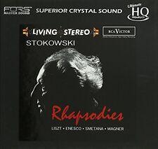 Leopold Stokowski - Rhapsodies (UHQCD) [New CD] Hong Kong - Import