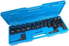 Lambdasonden Steckschlüssel Satz Schlüssel Set 14-tlg. Nuss VW Golf 3 4 Opel BMW