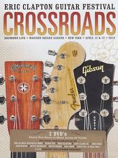 ERIC CLAPTON CROSSROADS GUITAR FESTIVAL 2013 2 DVD ALL REGIONS NTSC NEW