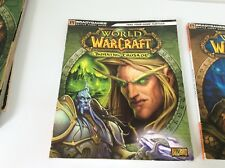 WORLD OF WARCRAFT.WOW.STATEGY GUIDE.BURNING CRUSADE.
