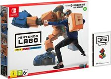 Nintendo Switch Labo Toy-con 02 Robot Kit Official