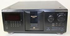 FAULTY SONY CDP-CX355 Mega Storage Stereo 300CD Changer CD Player