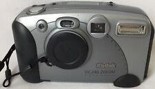Kodak DC240 Zoom Digital Camera 3x Optical Zoom 2X Digital Zoom Vintage TESTED