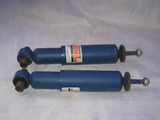 FIAT 132 ARGENTA FRONT SHOCK ABSORBERS X2 PAIR 1972 to 1986