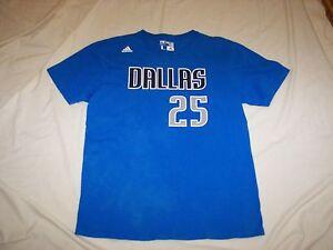 Adidas Dallas Parsons # 25  T-Shirt - L