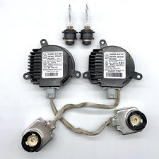 2x New OEM 06-14 Subaru Impreza STI WRX Xenon Ballast Igniter & HID D2S Bulb Kit