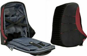 Ultimate Guard Ammonite Anti-Theft Backpack: 2020 Exclusive Red/Black