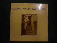 Tom Hunter Comin' Home~1977 Private Label Folk~VERY CLEAN & FAST SHIPPING!!!