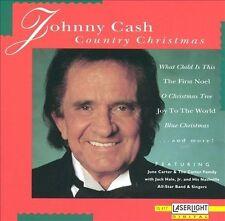Country Christmas, Cash, Johnny