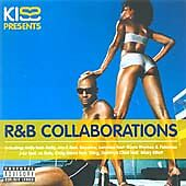 Kiss Presents R&B Collaborations 2 x CD Album 36 Trk Jay Z Ja Tule Nas Ginuwine