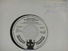 "The Edwin Hawkins Singers-Everyman wants to be... 7"" 45 Buddah PROMO archivio MINT"