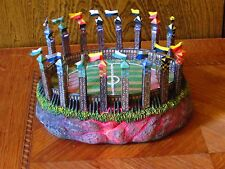 Harry Potter E-Xmas Illuminated Fiber Optic Quidditch W/Lights & Sound See Video