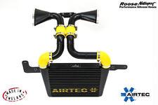 Airtec Mini R53 Intercooler Frontal. Satin Black