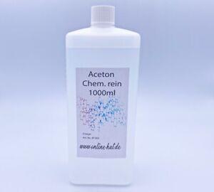 Aceton Chem. rein 1000 ml