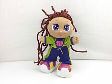 "CURLY Qs DOLL KRISSY Q 13"" Tall Style it and Curly it Used Very Good Free UK P&P"