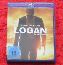 Logan The Wolverine Hugh Jackman, Blu-Ray, wie Neu