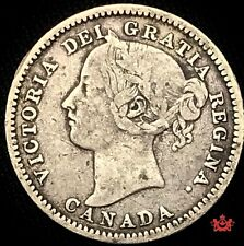 1882H Canada 10 Cents - VF - Lot#1198