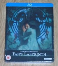 Pan's Labyrinth  (blu-ray) Steelbook. NEW and SEALED (UK release)
