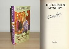 Rosemary Rowe - The Legatus Mystery - Signed - 1st/1st