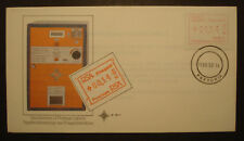 RSA South Africa: FRAMA ATM/label first day cover MN 1, FDC Ersttagsbrief