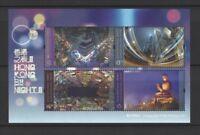 China Hong Kong 2018 Hong Kong By Night II Stamp S/S