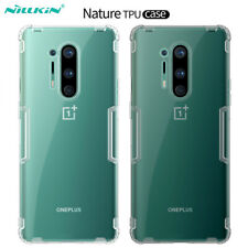 NILLKIN For OnePlus 8 Pro 7T 7 Pro Nature Transparent TPU Silicone Case Cover