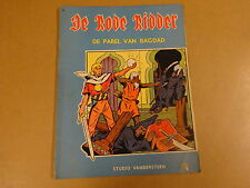 STRIP HERDRUK UIT 1963 / DE RODE RIDDER N° 4 - DE PAREL VAN BAGDAD