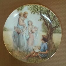 I Love to Hear the Story Collectors Plate-Bradford Exchange ~ W.S. George China