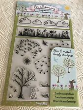 For All Seasons Stamp And Embossing Folders