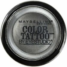 Maybelline EyeStudio Color Tattoo Eye Shadow - Audacious Asphalt 15