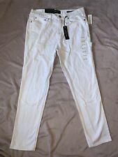PacSun Men's White Slim Fit Denim Jeans 32 x 32 NEW