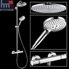 Hansgrohe Raindance Select S240 1jet Showerpipe con Ecostat Comfort 27115000