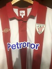 Camiseta Oficial Athletic Club De Bilbao Umbro Talla L