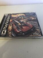 Hot Wheels: Extreme Racing (Sony PlayStation 1, 2001)