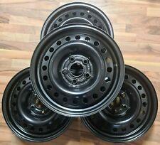 Stahlfelgensatz Honda 6,5jx16 ET55 LK5x114,3 ALCAR9295 schwarz (Int.Nr.U2302)