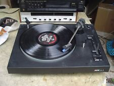 BIC 40 Z Stereo Turntable w Audio Technica P-Mount Cartridge