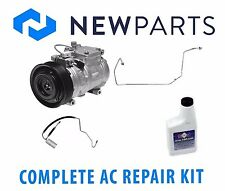 Jeep Grand Cherokee 5.9 Limited 1998 Complete A/C Repair Kit Compressor & Clutch