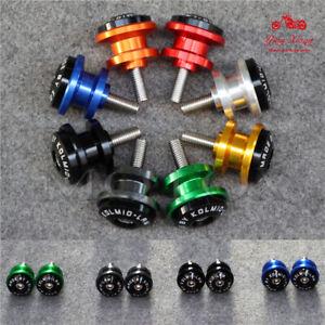 fit for C650 F800 S1000 R1200 K1200 R Nine T Swing Arm Stand Screw Sliders Spool