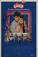 ADRIAN ZMED - Signed 12x8 Photograph - FILM - GREASE 2
