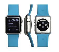 Apple Watch Sport 38mm in Silber/Blau vom Händler MLCG2FD/A