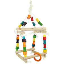 Jungle Gym - Small Pet Toy - Sugar Glider, Rat, Chinchilla, Hedgehog, Ferret