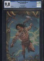 Conan: Serpent War #1 CGC 9.8 Guiseppe Camuncoli variant cover VIRGIN