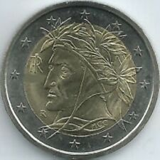 Italië  2007    2 euro   Dante  UNC uit de rol !!!  UNC du rouleaux !!