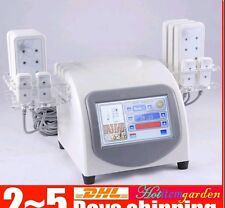 Weight Loss Lipo Low Laser Diode Cold Laser Slimming Fat Burner Removal Machine