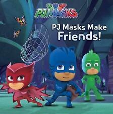PJ Masks Make Friends!-ExLibrary
