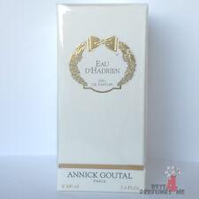 Eau D'Hadrien Perfume by Annick Goutal, 3.4 oz 100ml EDP Spray for Women NEW
