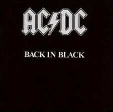 Ac/dc CD Back in Black 2003 Remastered Edition