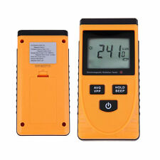 Digital LCD Electromagnetic Radiation Detector Meter Dosimeter Tester Counter OB