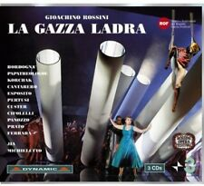 Paolo Bordogna, G. Rossini - La Gazza Ladra [New CD]